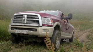 HOLY! Look at this 4th Gen Cummins Off Road!