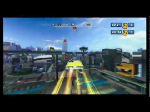 sonic sega all stars racing wii youtube