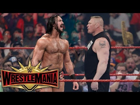 Video 10 Early WWE Wrestlemania 35 Plans & Rumors You Need to Know! download in MP3, 3GP, MP4, WEBM, AVI, FLV January 2017
