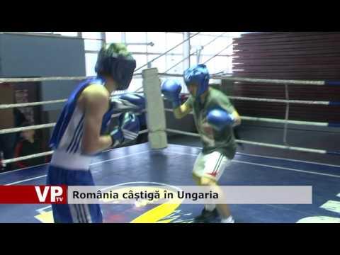 România câștigă în Ungaria