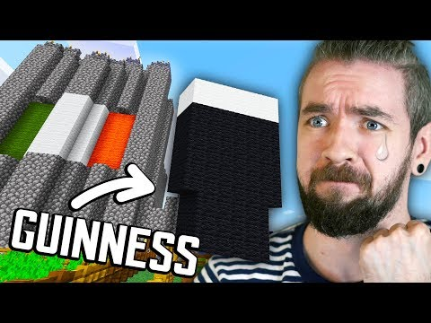 I Built The Most Irish Castle I Could In Minecraft - Part 10