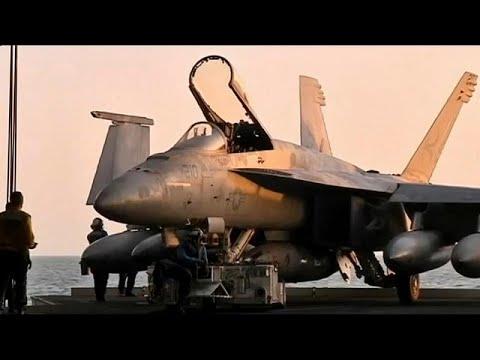 Αμερικανκό αεροπλανοφόρο πάει στον Περσικό – Μήνυμα προς Τεχεράνη…