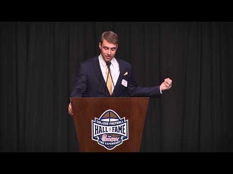 Video: 2017 Georgia Tech Sports Hall of Fame: Durant Brooks