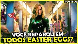 Video TODOS OS EASTER EGGS E REFERENCIAS DE CAPITÃ MARVEL MP3, 3GP, MP4, WEBM, AVI, FLV Mei 2019