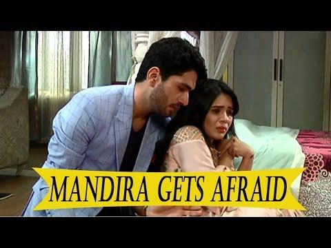 MANDIRA GET's AFRAID | STAR BHARAT | SAAM DAAM DAND BHED