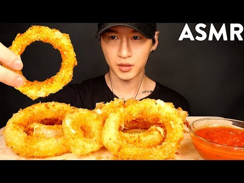 ASMR MOZZARELLA ONION RINGS MUKBANG (No Talking) COOKING & EATING SOUNDS | Zach Choi ASMR - Thời lượng: 10:05.