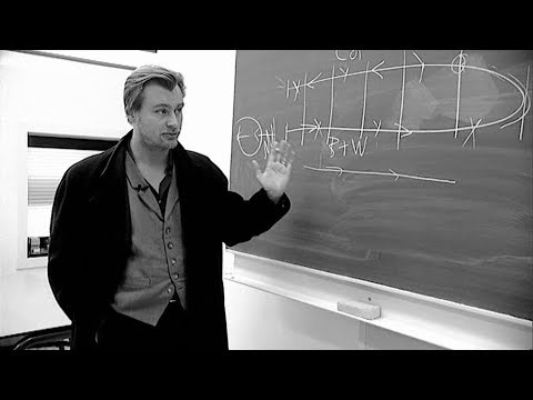18-Minute analysis by Christopher Nolan on story & construction of Memento