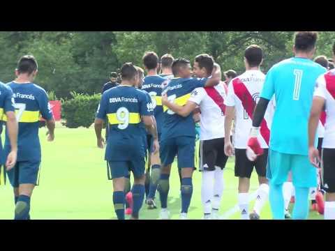 River 2 vs. Boca 0 - División Reserva