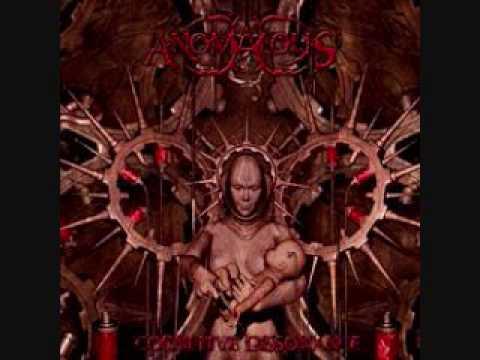 anomalous - subliminal servitude online metal music video by ANOMALOUS