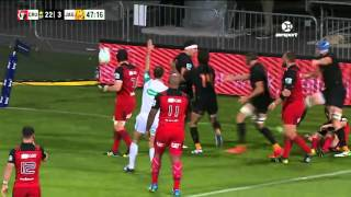 Crusaders v Jaguares Rd.8 2016 | Super Rugby Video Highlights