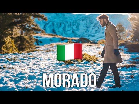 Morado 🇮🇹 in ITALIANO (Stefano Germanotta) @J Balvin