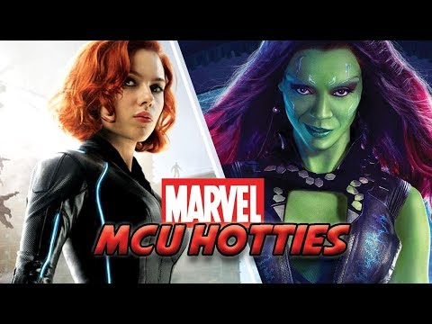 Top 8 HOTTEST Live-Action Female Marvel Superheroes In The Cinematic Universe