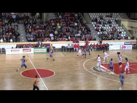 Női kosárlabda NB I. A-csoport 8. forduló.  Aluinvent DVTK - Zalaegerszegi TE NKK