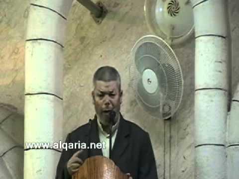 خطبة الجمعه لفضيلة الشيخ عبد الله نمر درويش 18/2/2011