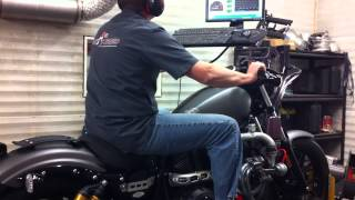8. 2014 Yamaha Bolt Turbo - Dyno Run