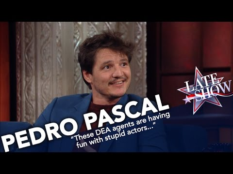 Pedro Pascal's Terrifying Trip to DEA Headquarters