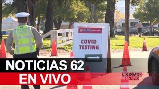Pruebas de coronavirus tienen alerta a las autoridades – Noticias 62 - Thumbnail