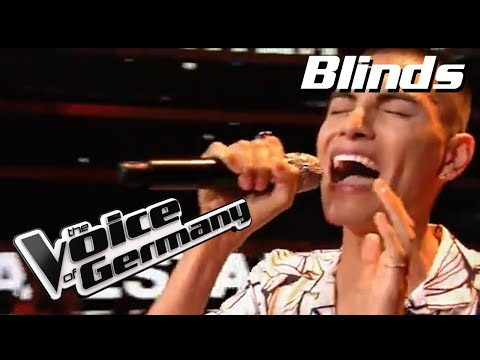 Demi Lovato - Anyone (Juan Geck) | The Voice of Germany | Blind Audition