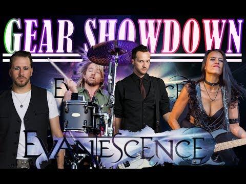 Evanescence | Gear Showdown | On Stage || Darc Arts