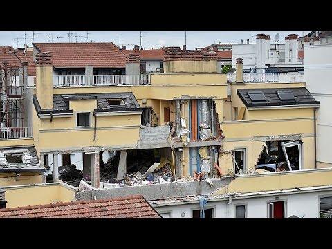 Μιλάνο: Φονική έκρηξη λόγω διαρροής αερίου
