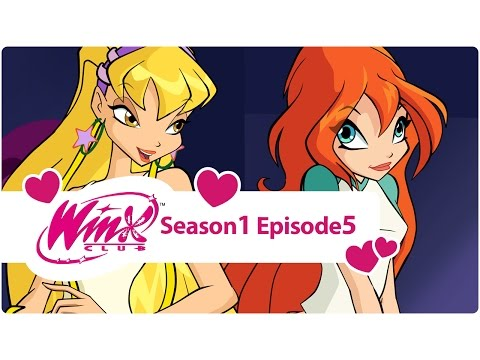 Winx Club - Season 1 Episode 5 - Date with Disaster - [FULL EPISODE]