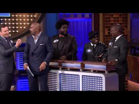 Tonight Show Family Feud with Steve Harvey and Alison Brie33