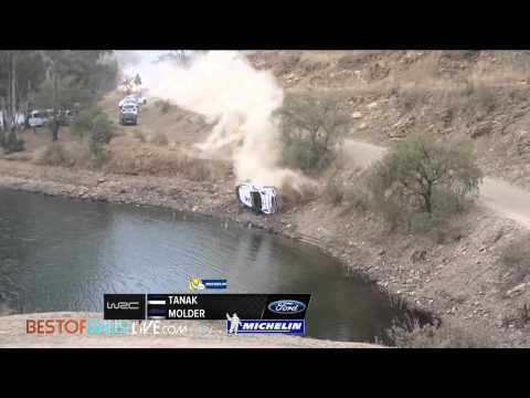 Vídeo mejores momentos 1ª jornada WRC Rallye México 2015 by bestofrallylive