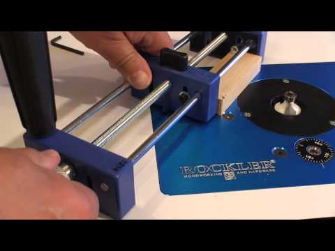 Rockler Small Piece Holder Review by NewWoodworker