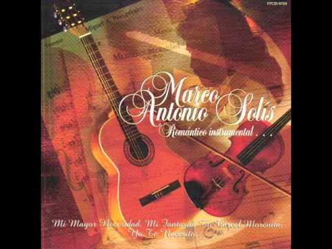 Quiereme - Marco Antonio Solis ROMANTICO INSTRUMENTAL...