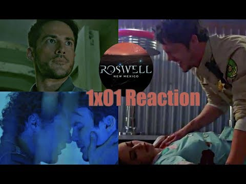"""ROSWELL, NEW MEXICO 1X01 """"PILOT"""" REACTION"""