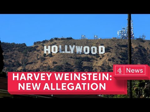 Harvey Weinstein: New sexual misconduct allegation, as impact on Hollywood deepens