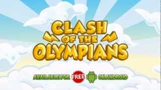 Clash of the Olympians YouTube video