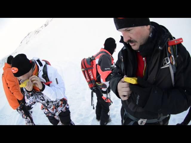 Горная школа SkiDooKing, Вячеслав Варенов (