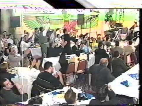 وديع الصافي المعجزة في حفلة طابا الكاملة عام 2000
