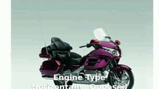 8. 2009 Honda Gold Wing Airbag - Review & Features