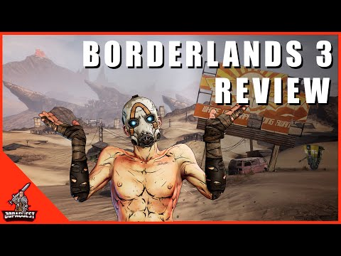 Borderlands 3 Review & Impressions
