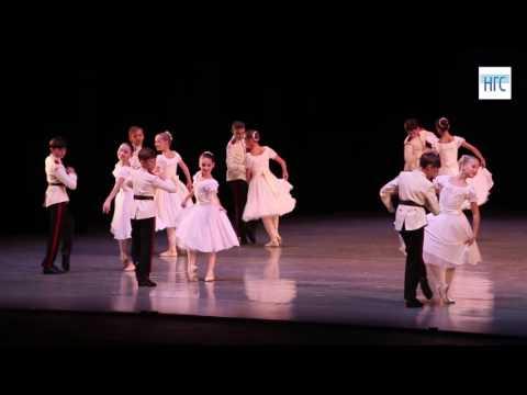 НОВАТ поздравил Новосибирское хореографическое училище с юбилеем
