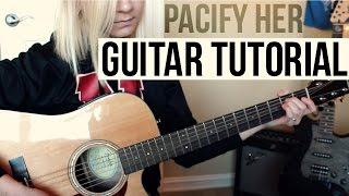 Video Pacify Her - Melanie Martinez | EASY GUITAR TUTORIAL MP3, 3GP, MP4, WEBM, AVI, FLV Januari 2018