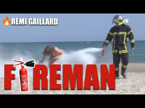 Firefighters Get Away with Everything