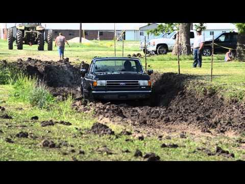 Brandon Roberts at Memphis Mud Bogg