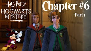 Harry Potter Hogwarts Mystery Chapter#6 Part 1: Curious Corridor | Year 1