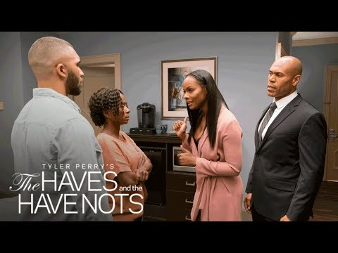 Is This Man Candace's Father? | Tyler Perry's The Haves And The Have Nots | Oprah Winfrey Network