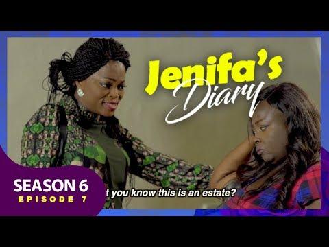 Jenifa's Diary S6EP7- CLOSE SHAVE