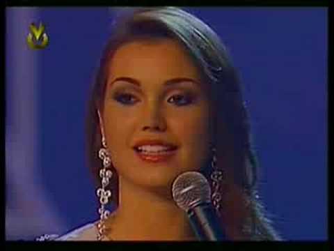 Respuesta candidata Miss Venezuela 2008