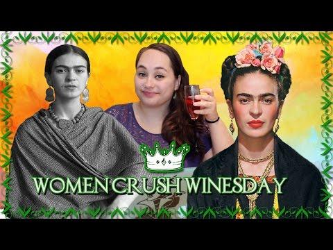 Frida Kahlo || Women Crush Winesday #8