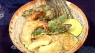 How to Make Tendon (Japanese Tempura Rice Bowl) 天丼の作り方