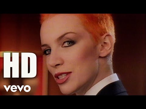 Eurythmics - Sweet Dreams (Are Made Of This) (Official Video) (видео)
