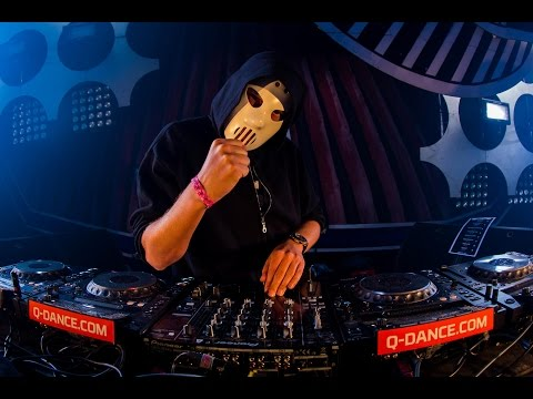Defqon.1 2015 | BLACK | Sunday | Angerfist