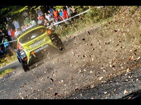 Mecsek Rally 2017 - ... jobb három szigorú...