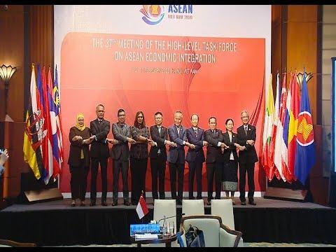 Hội nghị Nhóm Đặc trách Cao cấp về Hội nhập kinh tế ASEAN lần thứ 37 (HLTF-EI 37)